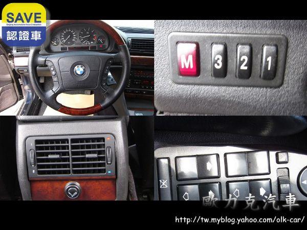 【歐力克】00年式 BMW 728  照片10