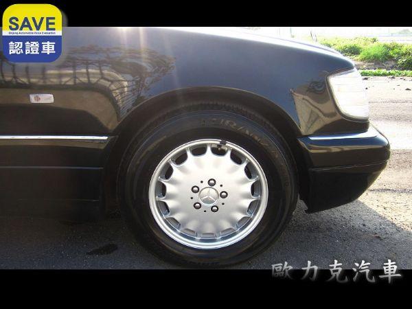 【歐力克】 BENZS320車牌5888 照片6