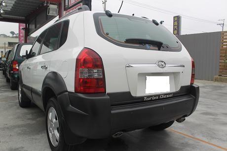 Hyundai 現代 Tucson柴油  照片10
