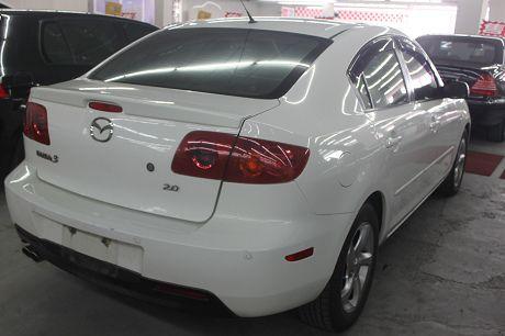 Mazda 馬自達 3 2.0 照片10