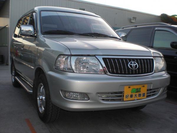 Toyota豐田 Zace(瑞獅)  照片1