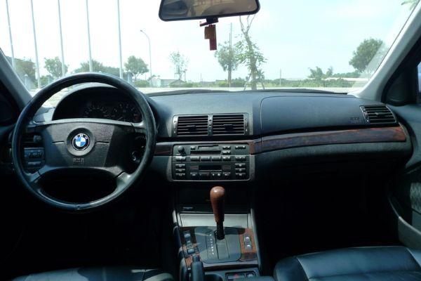 99 BMW 318 E46型 照片5