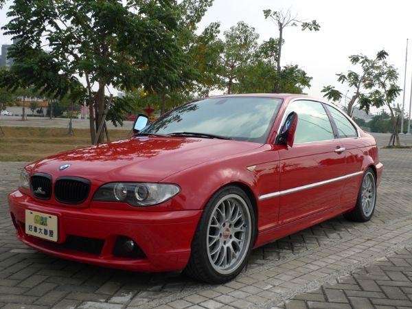 05 BMW 318CI E46型 雙門 照片1