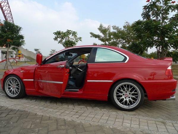 05 BMW 318CI E46型 雙門 照片4