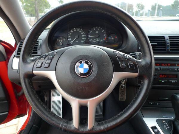 05 BMW 318CI E46型 雙門 照片5
