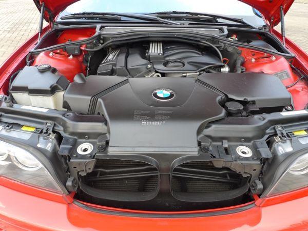 05 BMW 318CI E46型 雙門 照片10