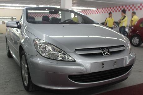 Peugeot 寶獅 307 CC  照片1