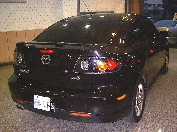 06年 Mazda/馬自達 3 照片5