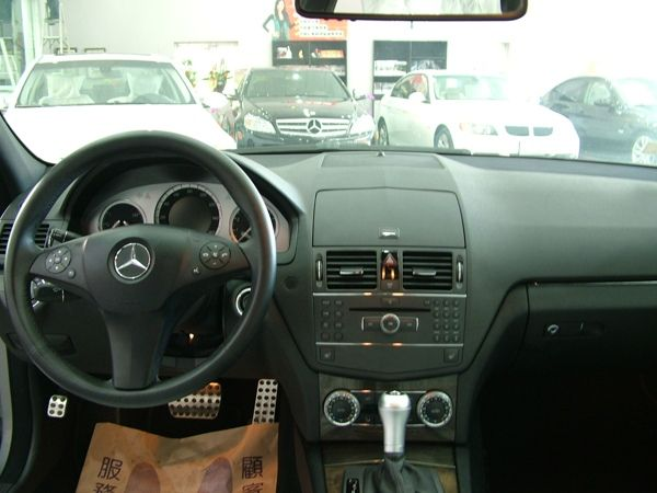 2008年 BENZ C350 照片7