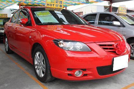 Mazda 馬自達 3S  照片1