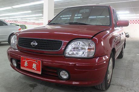 2002~Nissan日產 March 照片1