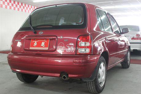 2002~Nissan日產 March 照片7
