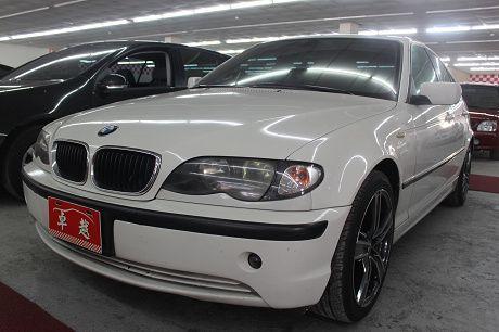 03~BMW 寶馬 3系列 318 照片1
