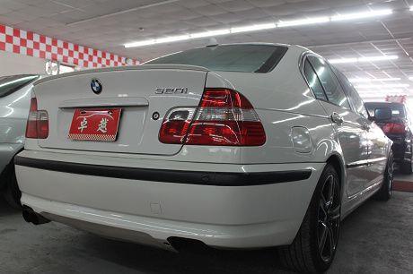 03~BMW 寶馬 3系列 318 照片8