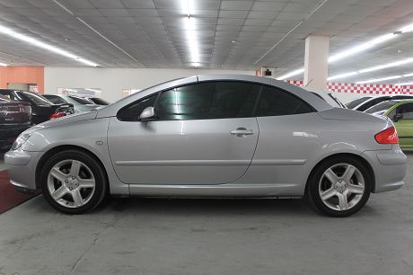 06~Peugeot 寶獅 307 CC 照片8