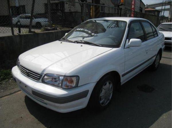 專經營豐田車系 2000 TERCEL  照片1