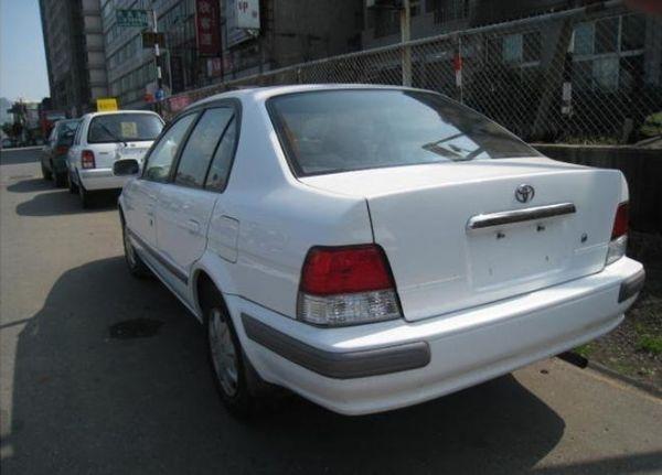 專經營豐田車系 2000 TERCEL  照片3