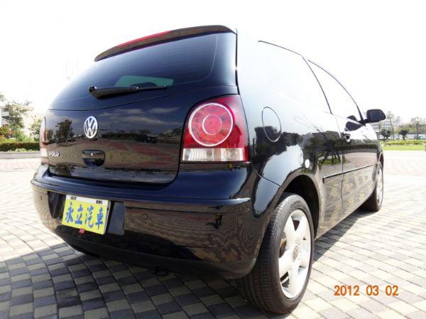 《永立汽車》08 福斯 VW POLO  照片6