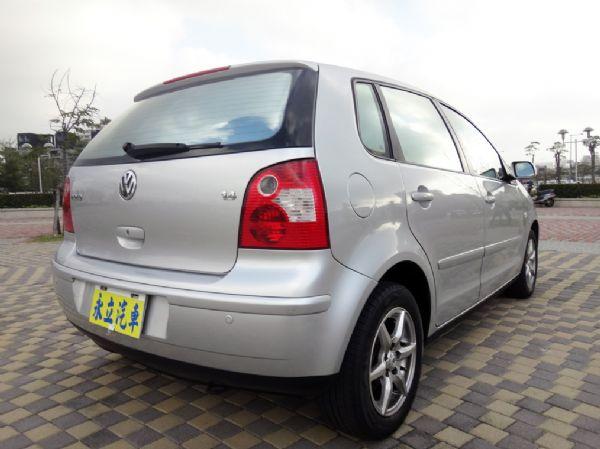《永立汽車》04 福斯 VW POLO  照片6