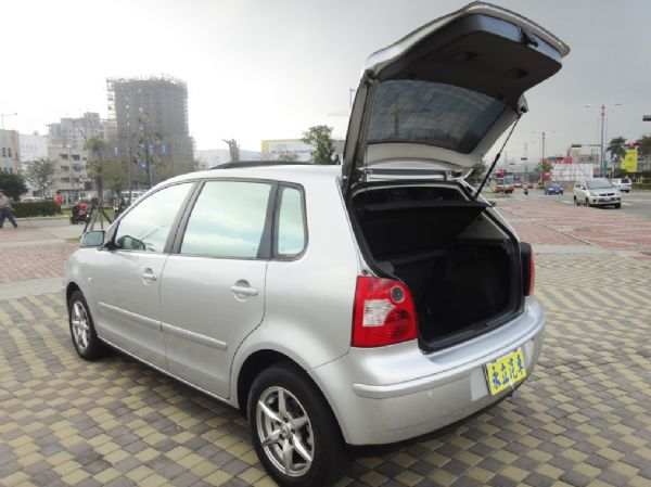 《永立汽車》04 福斯 VW POLO  照片7