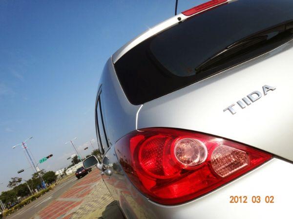 """《永立汽車》10"""" TIIDA 1.8  照片10"""