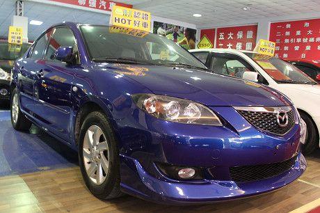 Mazda 馬自達 3  照片1