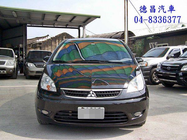 三菱 可魯多 07年 1.6黑 照片2