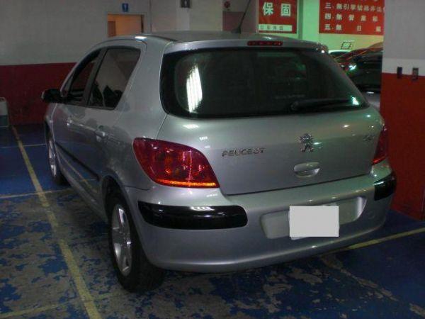 Peugeot 寶獅 307  照片10