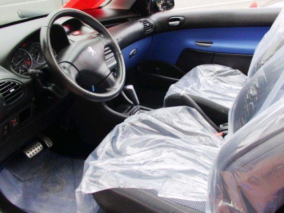 Peugeot 寶獅 206 CC  照片5