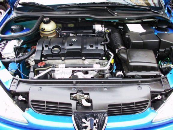Peugeot 寶獅 206 CC  照片9