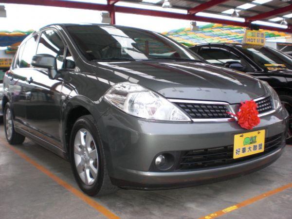 Nissan 日產 Tiida  照片1