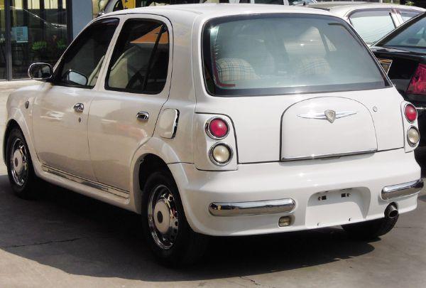 2003 日產 VERITA 高鐵汽車 照片6