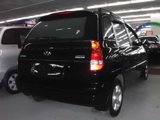 Hyundai 現代 Matrix 照片9