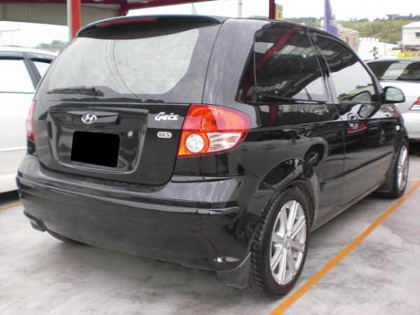 Hyundai 現代 Getz  照片9