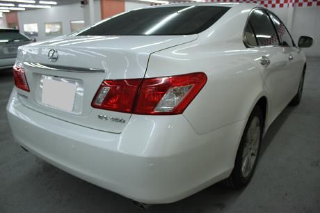 07~Lexus 凌志 ES 350 照片10