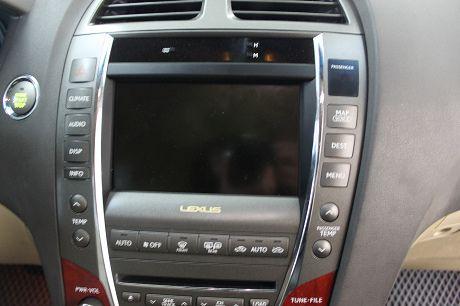 Lexus 凌志 ES 350 照片6