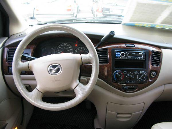 運通汽車-2003年-MAZDA-MPV 照片2