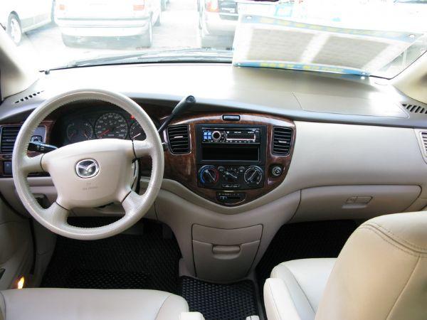 運通汽車-2003年-MAZDA-MPV 照片5