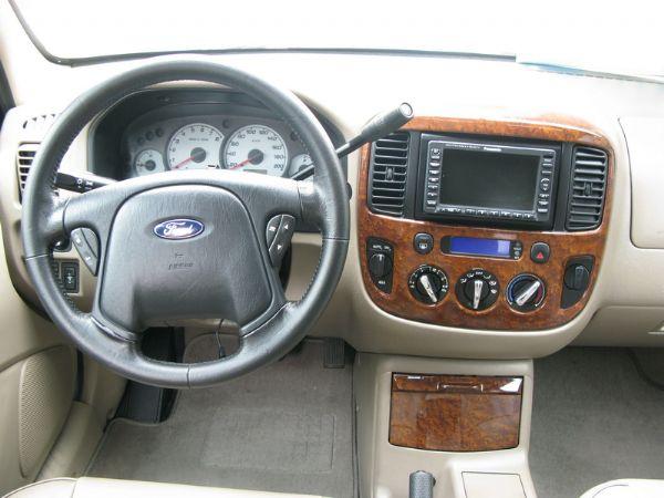 運通汽車-2004年-福特-Escape 照片2