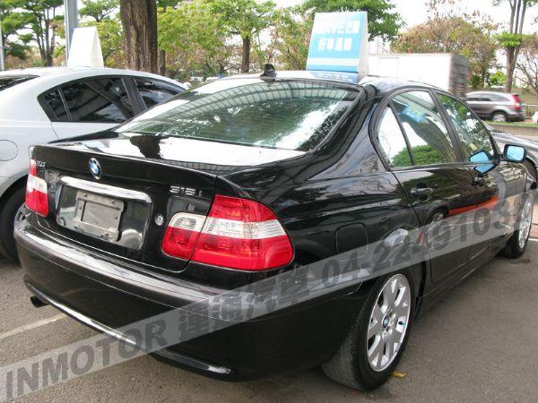 運通汽車-2003年-BMW-318 照片9