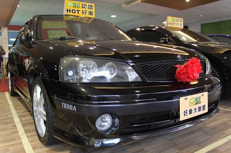 Ford 福特 Tierra RS  照片1