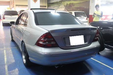 Benz 賓士 C32  AMG 照片10