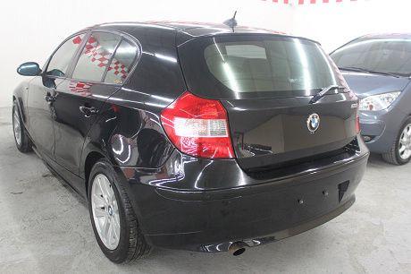 BMW 寶馬 1系列 120 i 照片9