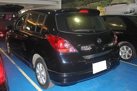 Nissan 日產 Tiida 照片8