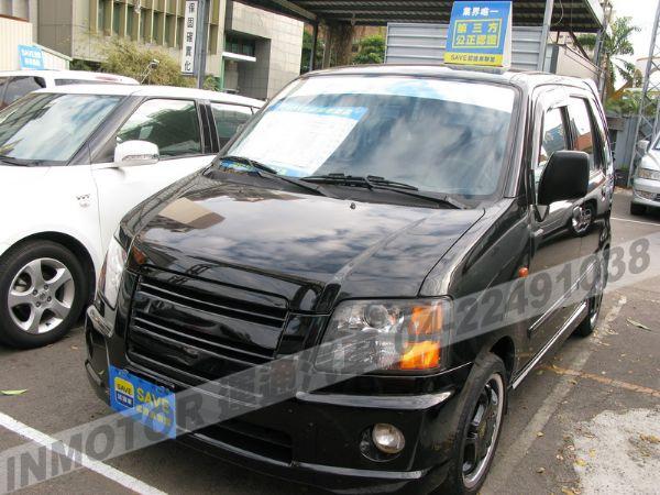 運通汽車-2005年-鈴木-Solio 照片1