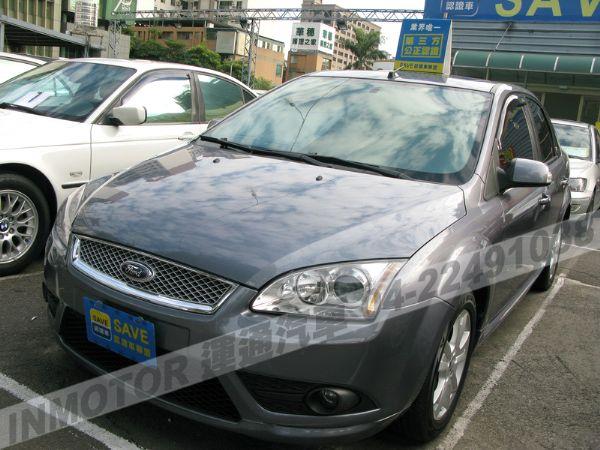 運通汽車-2008年-福特-Focus 照片1