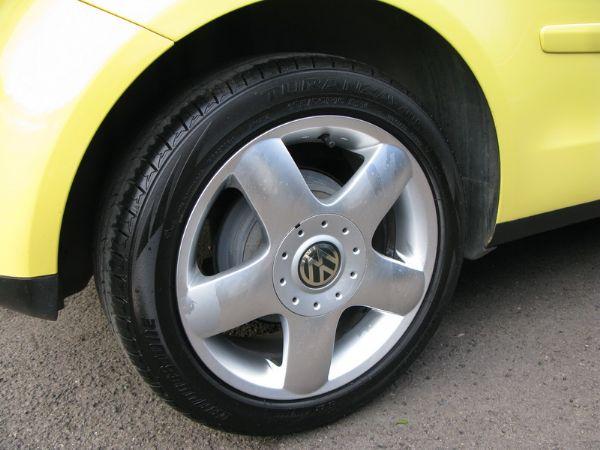 運通汽車-2008年-VW-Polo 照片7