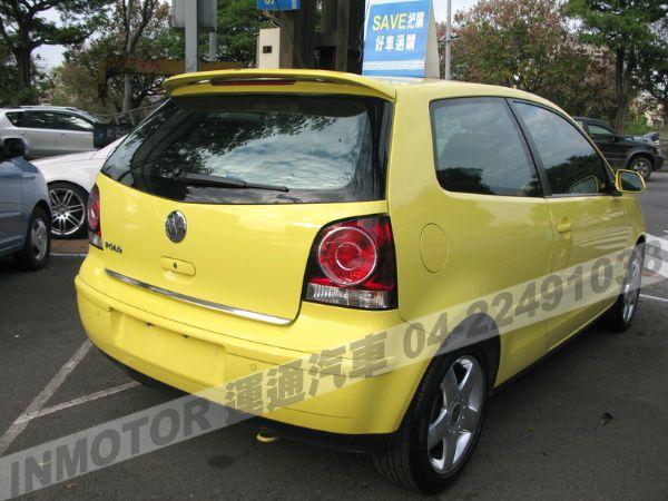 運通汽車-2008年-VW-Polo 照片9