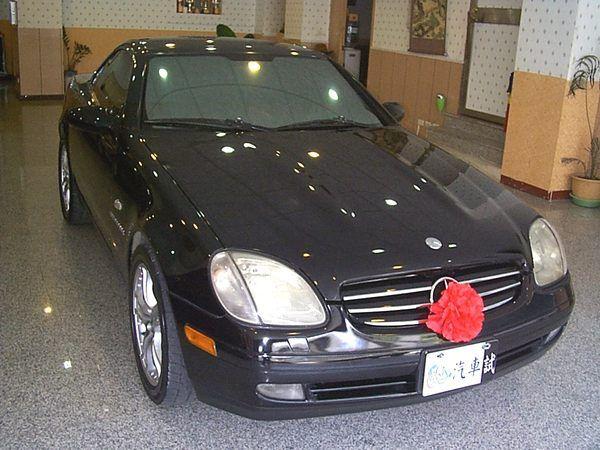 98年 Benz/朋馳 SLK 230K 照片1