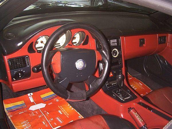 98年 Benz/朋馳 SLK 230K 照片2